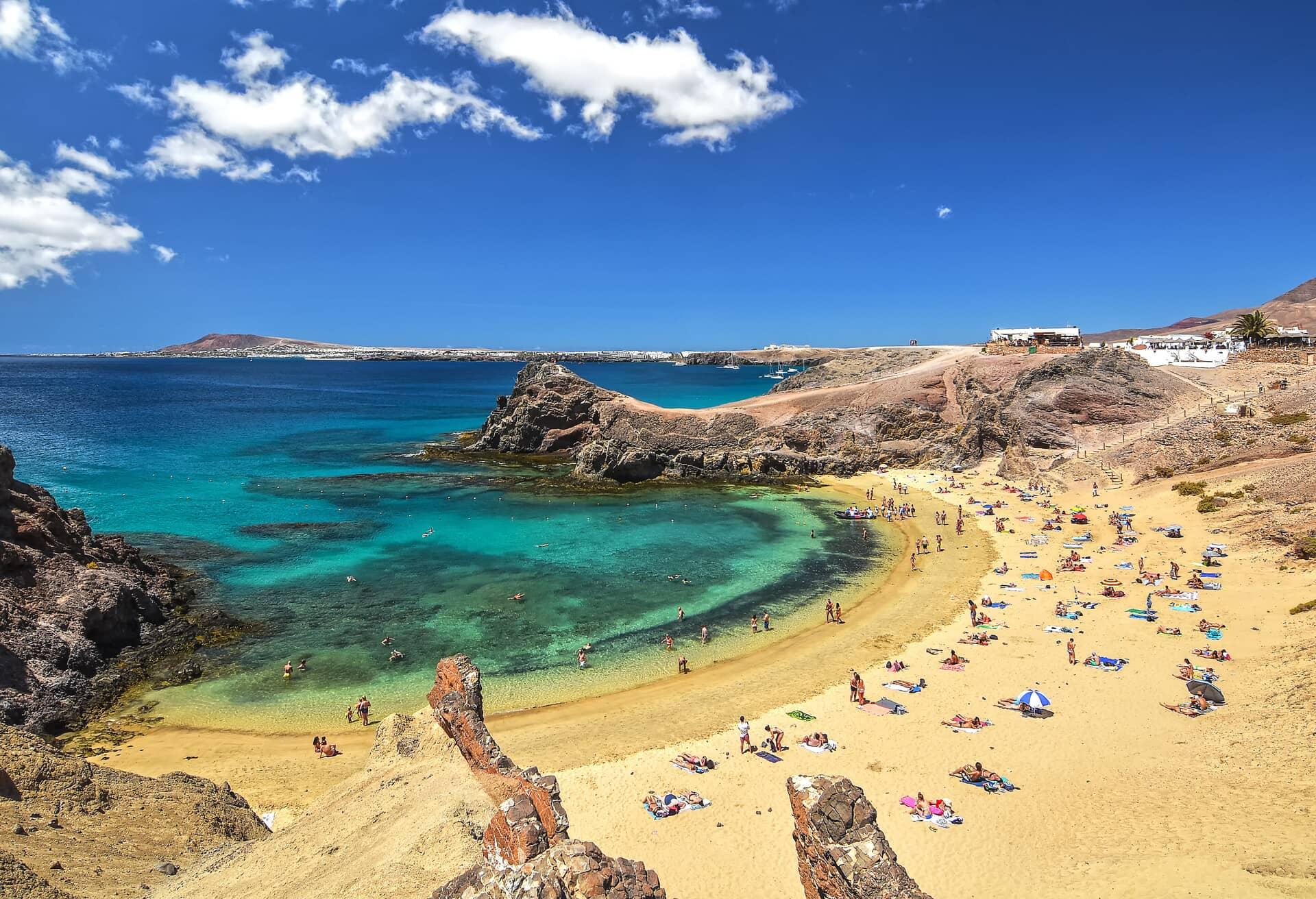 Lanzarote Spagna