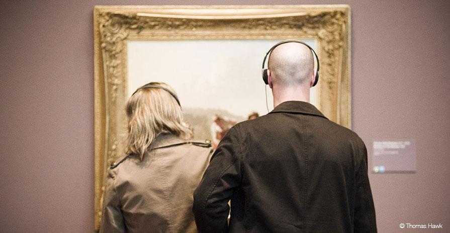 Come visitare un museo d'arte nel modo giusto