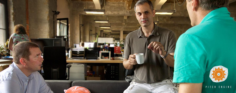 Da KAYAK l'innovazione è di casa: Concorso Pitch Engine per start up
