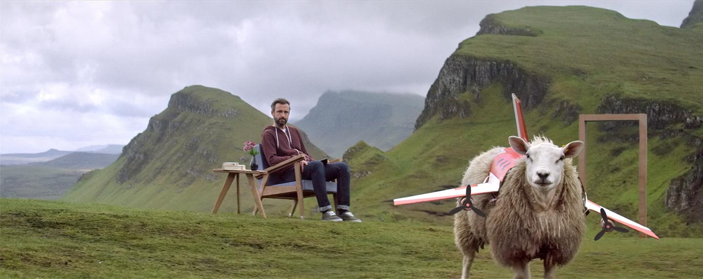 """""""Sheep happens"""": il nuovo video di KAYAK"""