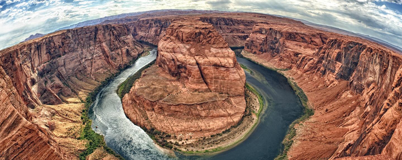 """Meraviglie a 360 gradi: i 10 panorami più """"fotogenici"""""""