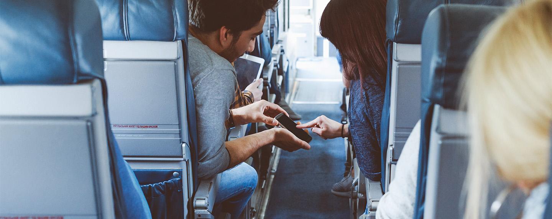 Quali sono i costi per il Wi-Fi in volo?