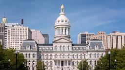 Baltimora hotel vicini a Baltimore City Hall