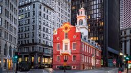 Boston hotel vicini a Old State House