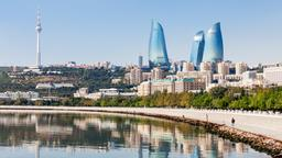 Baku hotel vicini a Maiden Tower