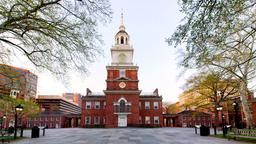 Philadelphia hotel vicini a Independence Hall