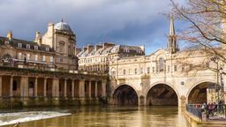 Bath hotel vicini a Pulteney Bridge