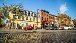 Hotel: Fells Point, Baltimora