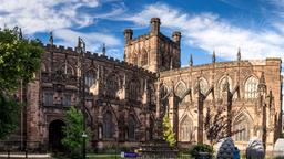 Chester hotel vicini a Chester Cathedral