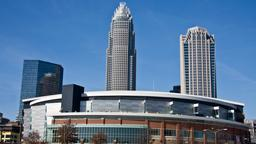 Charlotte hotel vicini a Spectrum Center