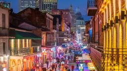 New Orleans hotel vicini a Bourbon Street