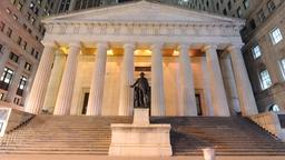 New York hotel vicini a Federal Hall
