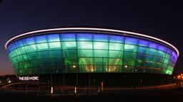 Glasgow hotel vicini a The SSE Hydro