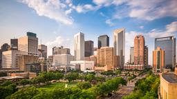 Houston hotel vicini a Greater Houston Convention and Visitors Bureau