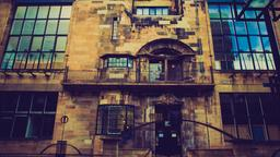 Glasgow hotel vicini a Glasgow School of Art