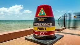 Key West hotel vicini a Southernmost Point