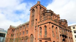 Manchester hotel vicini a John Rylands Library