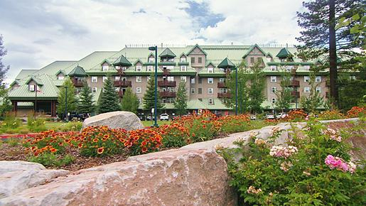 Lake Tahoe Vacation Resort - South Lake Tahoe - Edificio