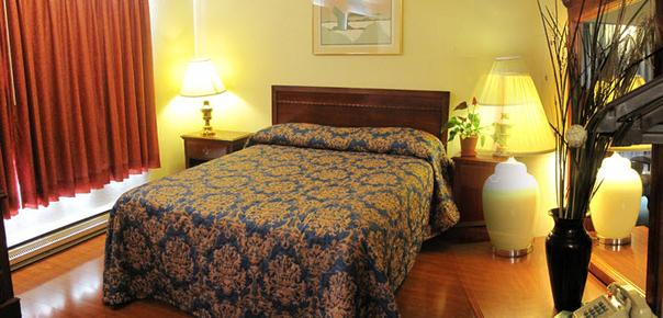Flagstone Motel - Port Angeles - Letto