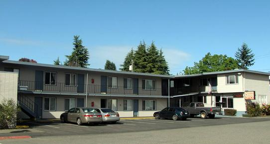 Riviera Inn - Port Angeles - Edificio